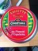 Émietté de thon au piment d'espelette - Produit