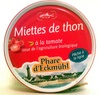 Miettes de thon à la tomate Bio - Produit