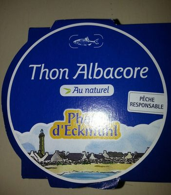 THON AU NATUREL LOT DE - Produit - fr