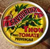 Thon sauce tomate provençale - Produit