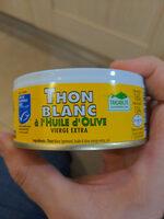 Thon blanc à l'huile d'olive - Ingrédients - fr
