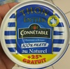 Thon entier 100% Filets au Naturel - Product
