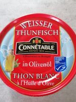 Connétable Thon Blanc à l'Huile d'Olive - Prodotto - fr