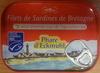 Filets de Sardines de Bretagne, sauce pimentée Bio - Produit