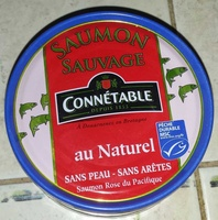Saumon sauvage au naturel - Product