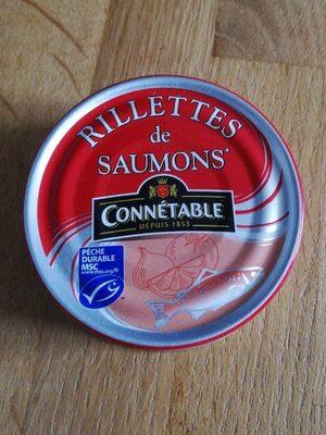 Rillettes de Saumon - Product - en