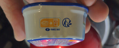 Foie de morue - Istruzioni per il riciclaggio e/o informazioni sull'imballaggio - fr