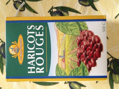 Haricots rouges - Ingredients