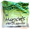 Haricots verts extra-fins surgelés - Product