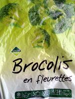 Brocolis en fleurettes - Product