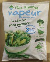 Mes Légumes Vapeur Assaisonnés - Product