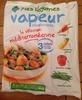 Mes légumes vapeur assaisonnés - Produit