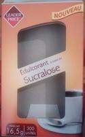 Édulcorant à base de Sucralose - Produit - fr