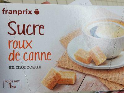Sucre roux de canne - Product - fr