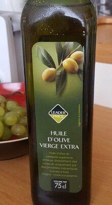 Huile d'olive - Produit - fr