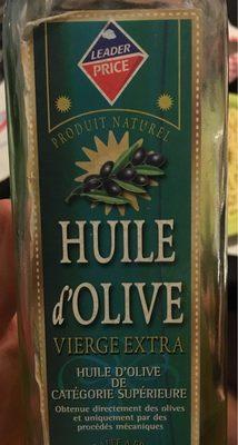 Huile d olive - Produit