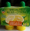 Jus de citron - Product