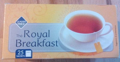Thé Royal Breakfast - Product - fr