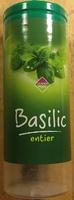 Basilic entier - Product