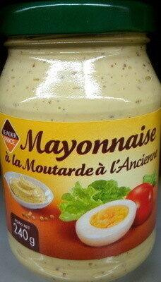 Mayonnaise à la moutarde à l'ancienne - Produit - fr