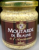 Moutarde de Beaune à l'ancienne - Product
