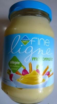 Mayonnaise Fine Ligne - Produit - fr
