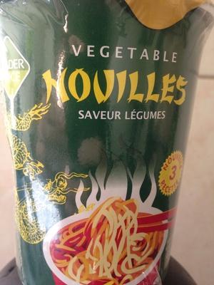 Nouilles saveur Légumes - Produit - fr