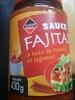 Sauce Fajitas - Produit