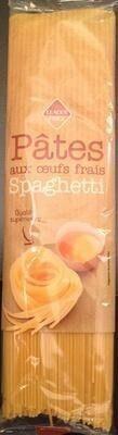 Pâtes aux œufs frais, Spaghetti (Pâtes d'Alsace) - Produit