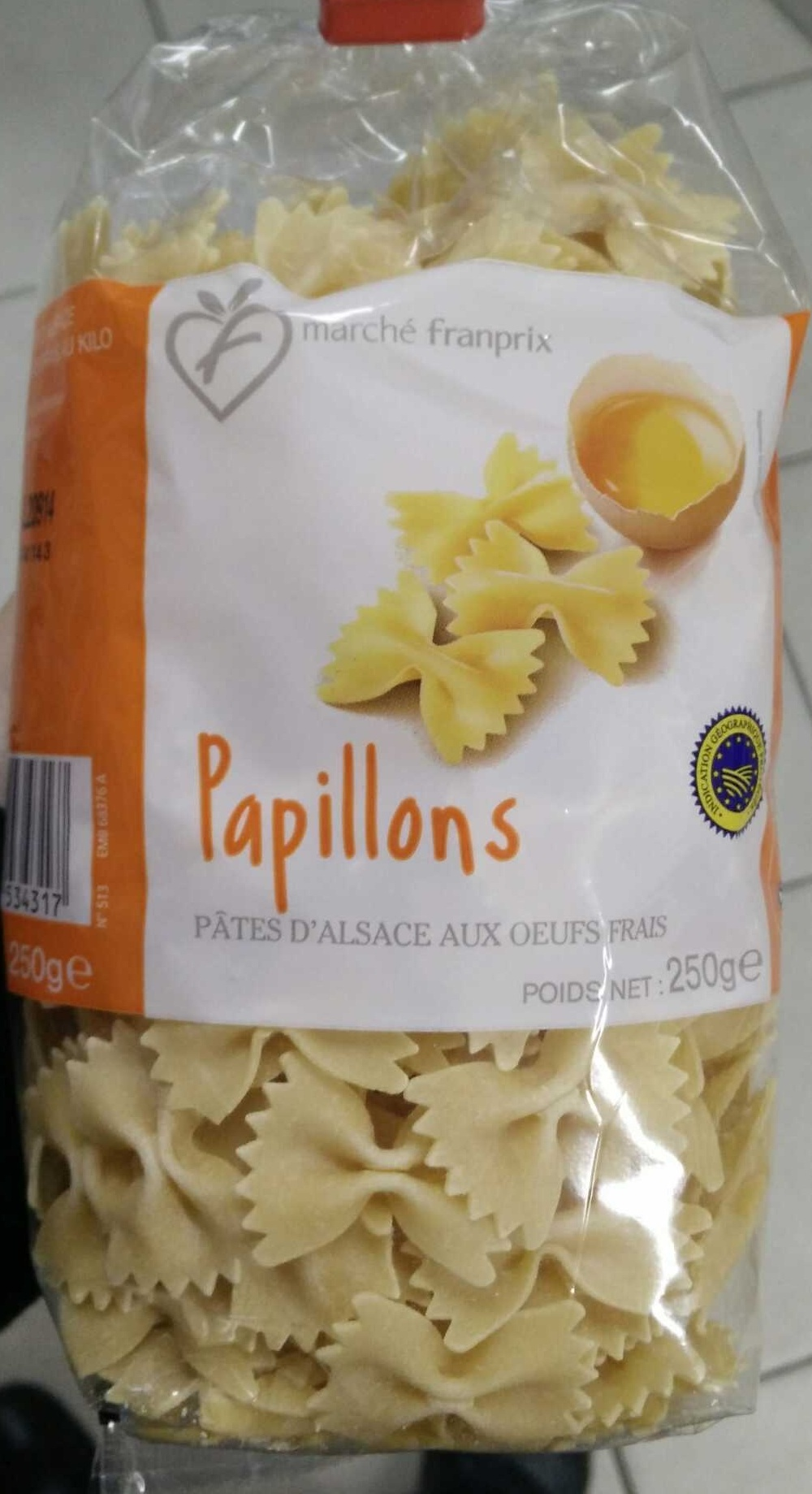 Papillons - Product