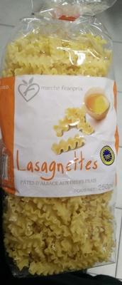 Lasagnettes - Produit - fr