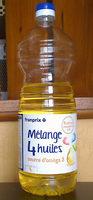 Mélange 4 huiles - Produit - fr