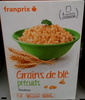 Grains de blé précuits tendres - Product
