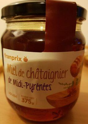 Miel de châtaignier de Midi-Pyrénées - Produit - de