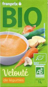 veloute legumes bio - Prodotto - fr