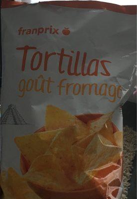 Tortillas - Produit - fr