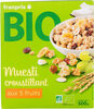 muesli croustillant aux 5 fruits bio - Product