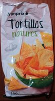 Tortillas Natures - Produit