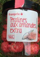 Pralines aux amandes extra - Product