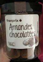 Amandes chocolatées - Produit