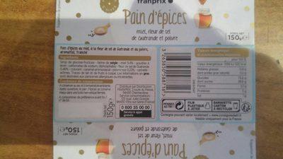 Pain d'épices - Product