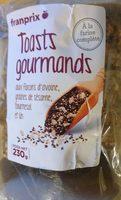 Toast Brioché Graines - Product