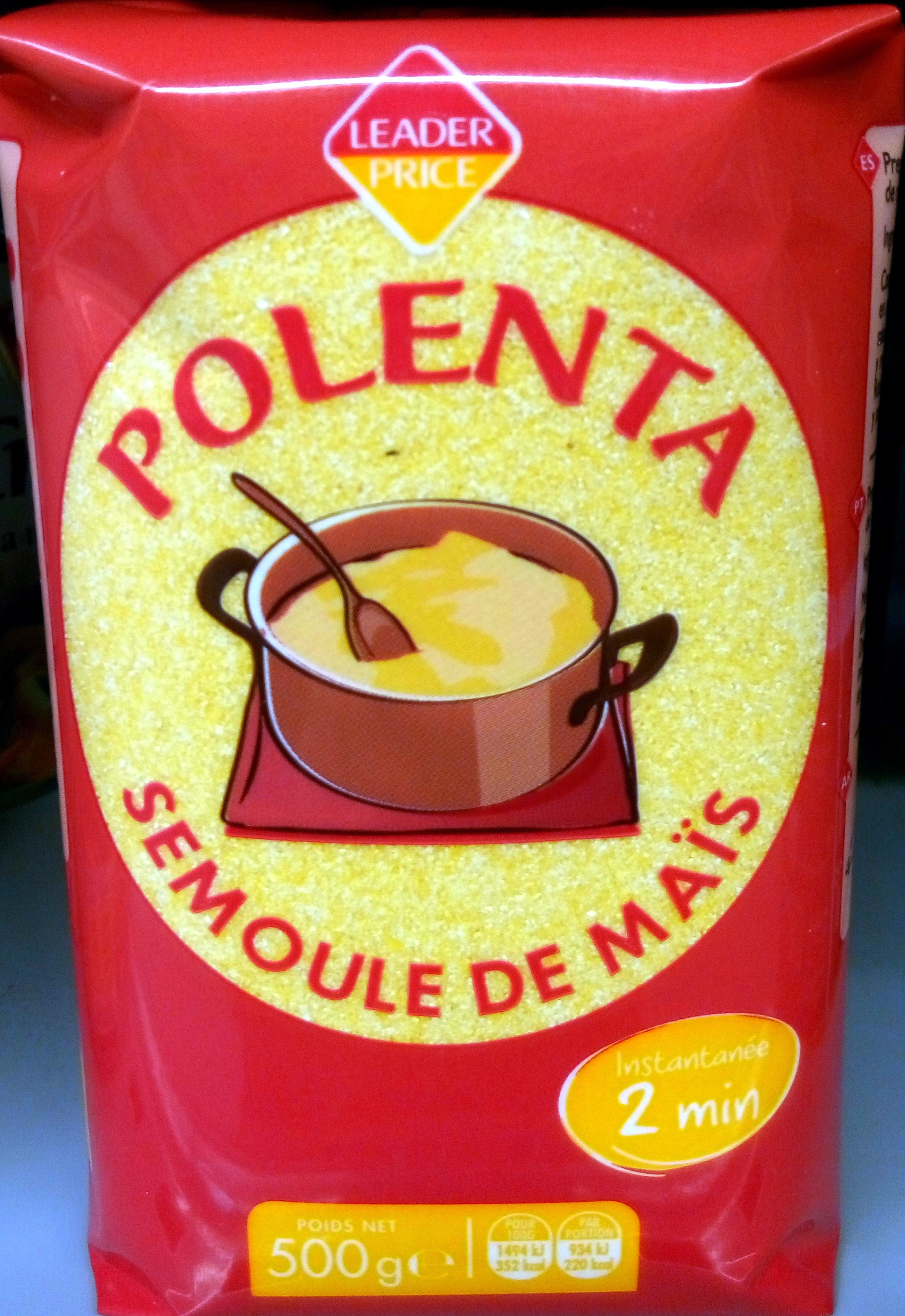 Polenta - Product - fr
