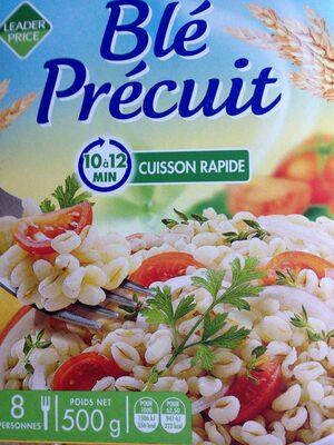 Blé précuit - Produit - fr