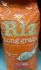 Riz long grain -