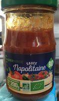 Sauce napolitaine bio - Produit - fr