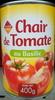 Chair de tomate au basilic - Produit