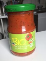 Sauce tomate provençale bio - Product - fr