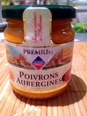 Sauce Poivrons et Aubergines - Produit