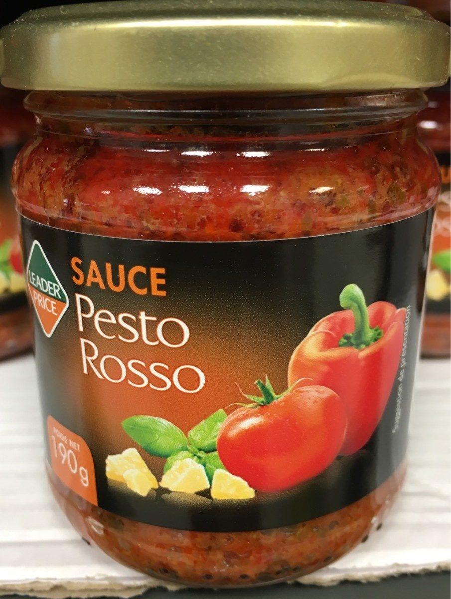 Sauce Pesto Rosso - Product